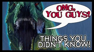 7 things you probably didnt know about jurassic park