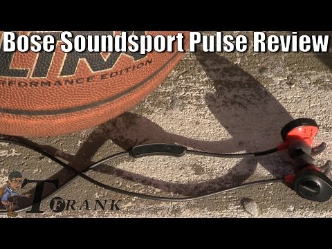 Bose Soundsport Pulse Wireless Headphone Review by T. Fr@nk