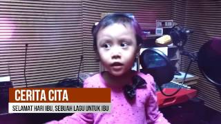 Selamat Hari Ibu 💜 Cita bernyanyi Lagu Anak Indonesia Kasih Ibu 💜 Happy mother's Day