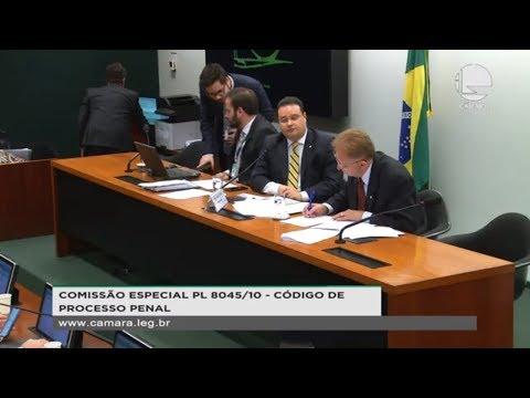 código-de-processo-penal---eleição-de-vice-presidentes---14/08/2019---15:07