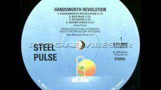 "STEEL PULSE ""HANDSWORTH REVOLUTION""/""VERSION"""