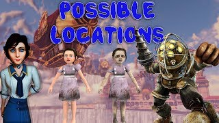 5 POTENTIAL NEW LOCATIONS FOR NEW BIOSHOCK? | POTENTIAL NEW LOCATIONS FOR BIOSHOCK 4? (SPECULATION)