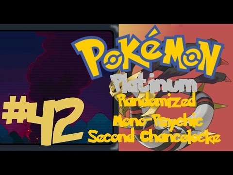 Pokemon Platinum Second Chancelocke Episode 42: I Want A Natu!!