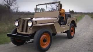 Jeep History: 1945-1949 Willys CJ2A