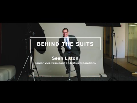 Behind the Suits: Sean Litton