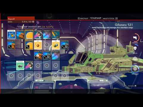 No Man's Sky PC Live! #18 Journey to the center of the Universe