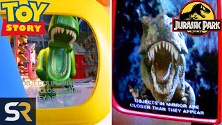 10 Jurassic Park References You Missed in Animated Movies
