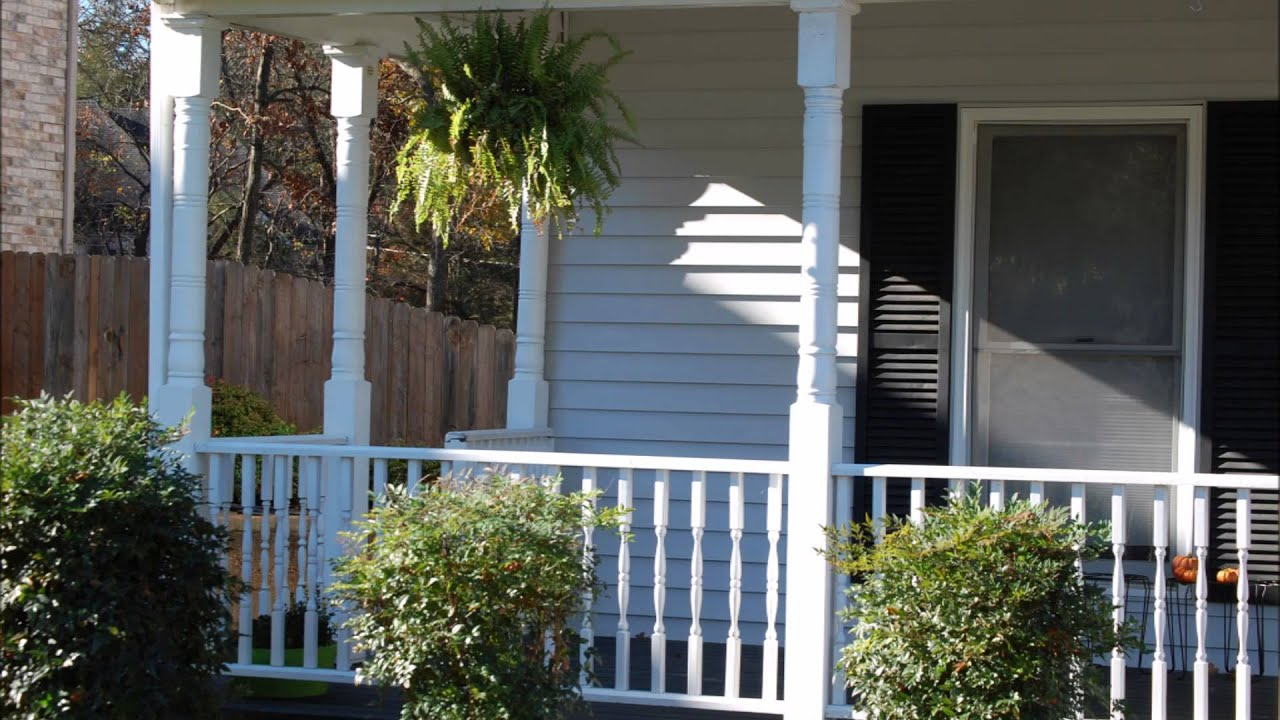 How To Replace A Porch Column