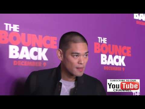 Jay R at the Premiere Of Viva Pictures' The Bounce Back at the TCL Chinese Theatre in Hollywood