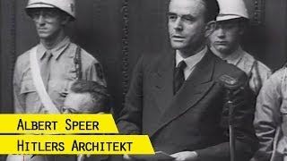 Albert Speer im Nürnberger Prozess (Schlusswort)