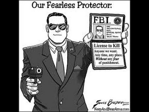 What to do when the FBI comes knocking...Preparing for Life's Storms January 1st 2013