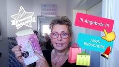 AVON Broschüre Produkte Angebote meine Tipps