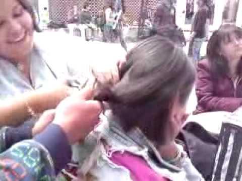 Llongueras corte de pelo gratis