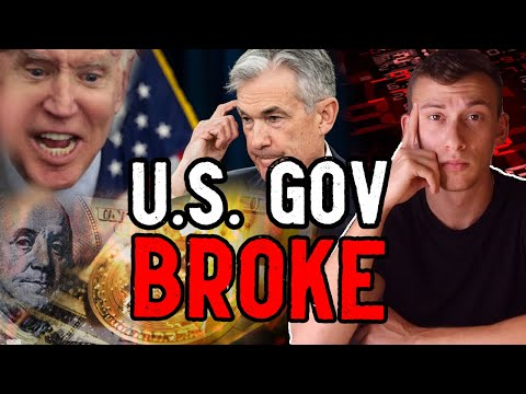 The US Government is BROKE!! Should We Be Concerned?