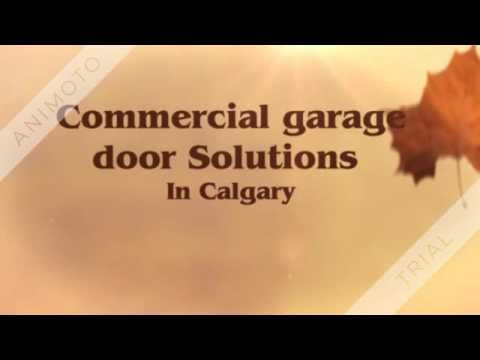 Durable Garage Door Cable In Calgary