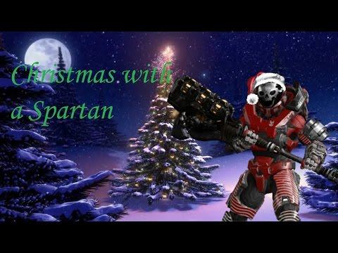 Christmas with a Spartan