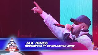 Jax Jones - 'House Work / Seven Nation Army' - (Live At Capital's Jingle Bell Ball 2017) Video