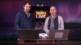 NuoViso LIVE #4 mit Frank Höfer & Robert Stein