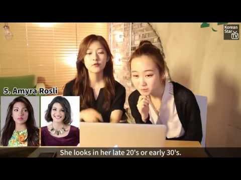 Reaksi Artis Korea Terhadap Artis Top Malaysia  KoreanStarTV