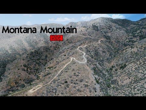 Riding Montana Mountain Loop
