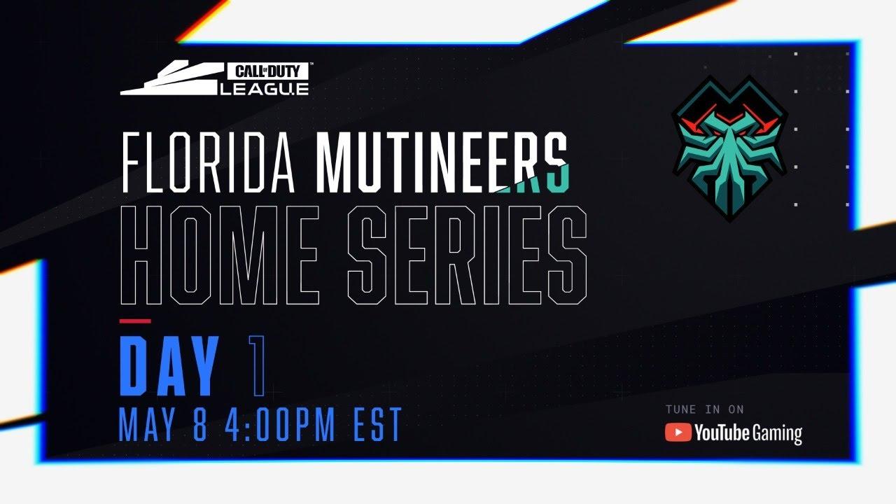 Call Of Duty League 2020 Season | Florida Mutineers Home Series | Day 1 thumbnail