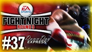 Fight Night Round 3 Career Mode Playthrough/Walkthrough #37 - Uncertainty Kicks in [Pound for Pound]