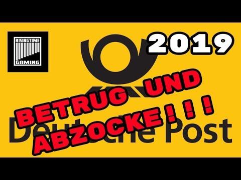 Deutsche Post = Profit Auf Basis Von Betrug!