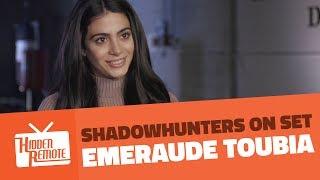 Shadowhunters On Set: Emeraude Toubia Talks Season 2B
