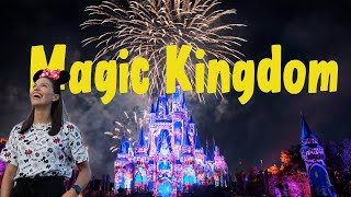 Primera vez en MAGIC KINGDOM 🏰😍 || Disney World Orlando 🇺🇸