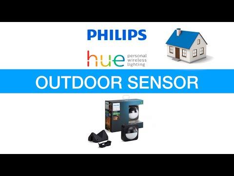Review: Philips Hue Outdoor Sensor- HomeKit Compatible
