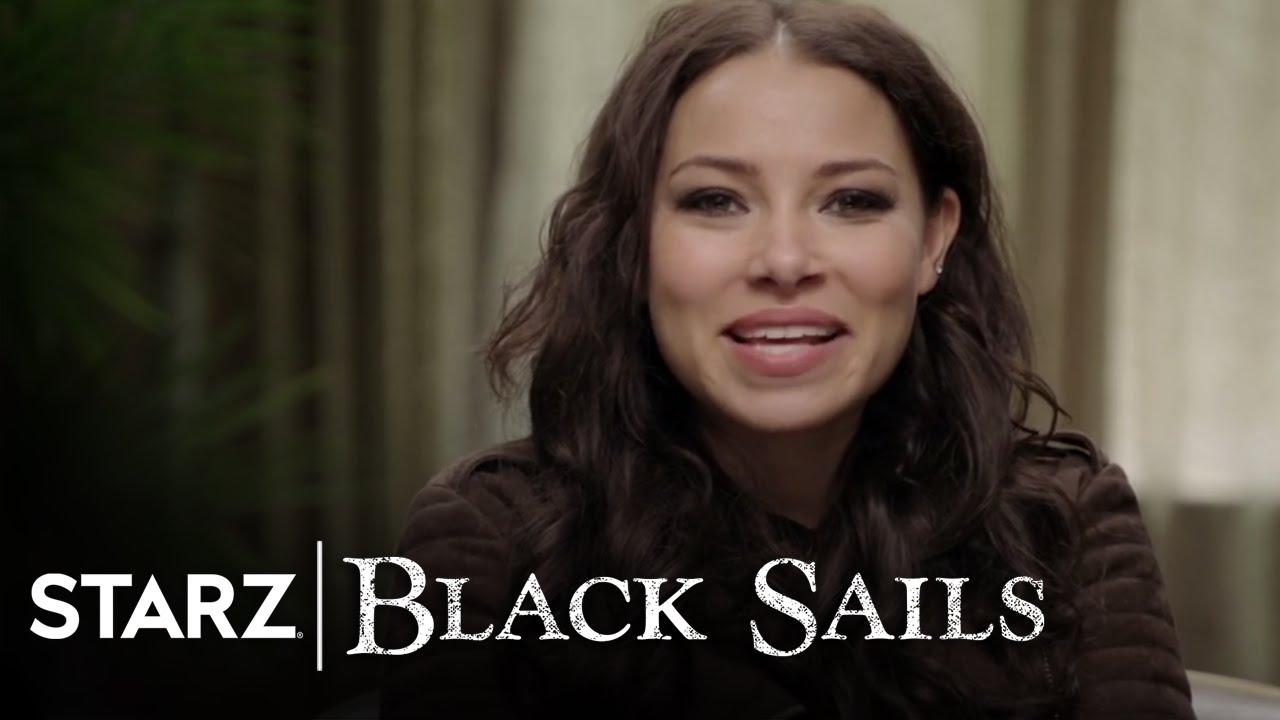 Comic Con 2014: We talk to the cast of Black Sails on Starz! |Starz Black Sails Cast