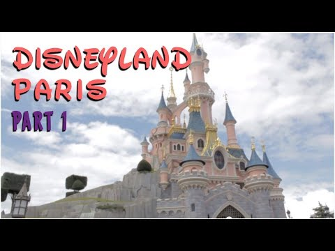 Disneyland, Paris unOfficial Guide part 1 (First impressions)