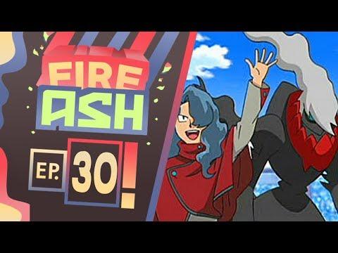 Pokemon Fire Ash Part 30 TOBIAS & DARKRAI! ( Pokemon Fan Game ) Gameplay Walkthrough