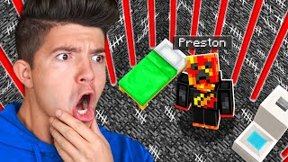 I Survived 200 Days in Minecraft PRISON! *max security*