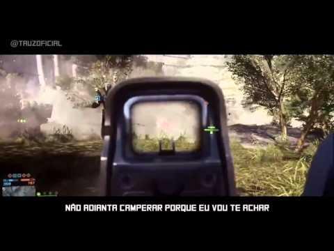 Rap do Battlefield 4Tauz RapGame 08