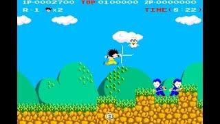 [60fps] 키드 니키 - 래디컬 닌자 / 쾌걸 얀차마루 (Kid Niki - Radical Ninja / Kaiketsu Yanchamaru / Little Hero)