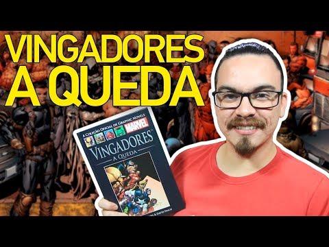 VINGADORES: A QUEDA - História Completa (REMAKE)