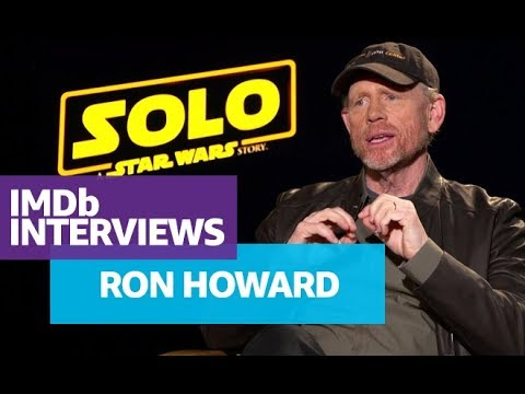 Ron Howard Compares Alden Ehrenreich And Harrison Ford In Solo