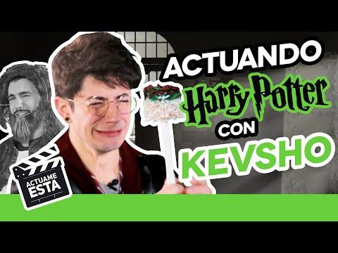 KEVSHO COME CACA   ACTUAME ÉSTA: Harry Potter - Hecatombe Producciones