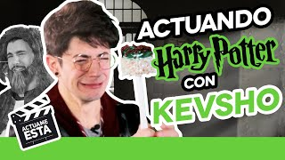 KEVSHO COME CACA | ACTUAME ÉSTA: Harry Potter