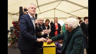 De Zonnekamp officieel geopend (18-05-2019