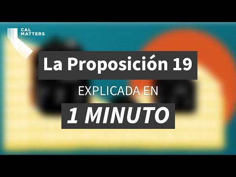 Explicación de la Proposición 19 de California, exención de impuestos a la propiedad