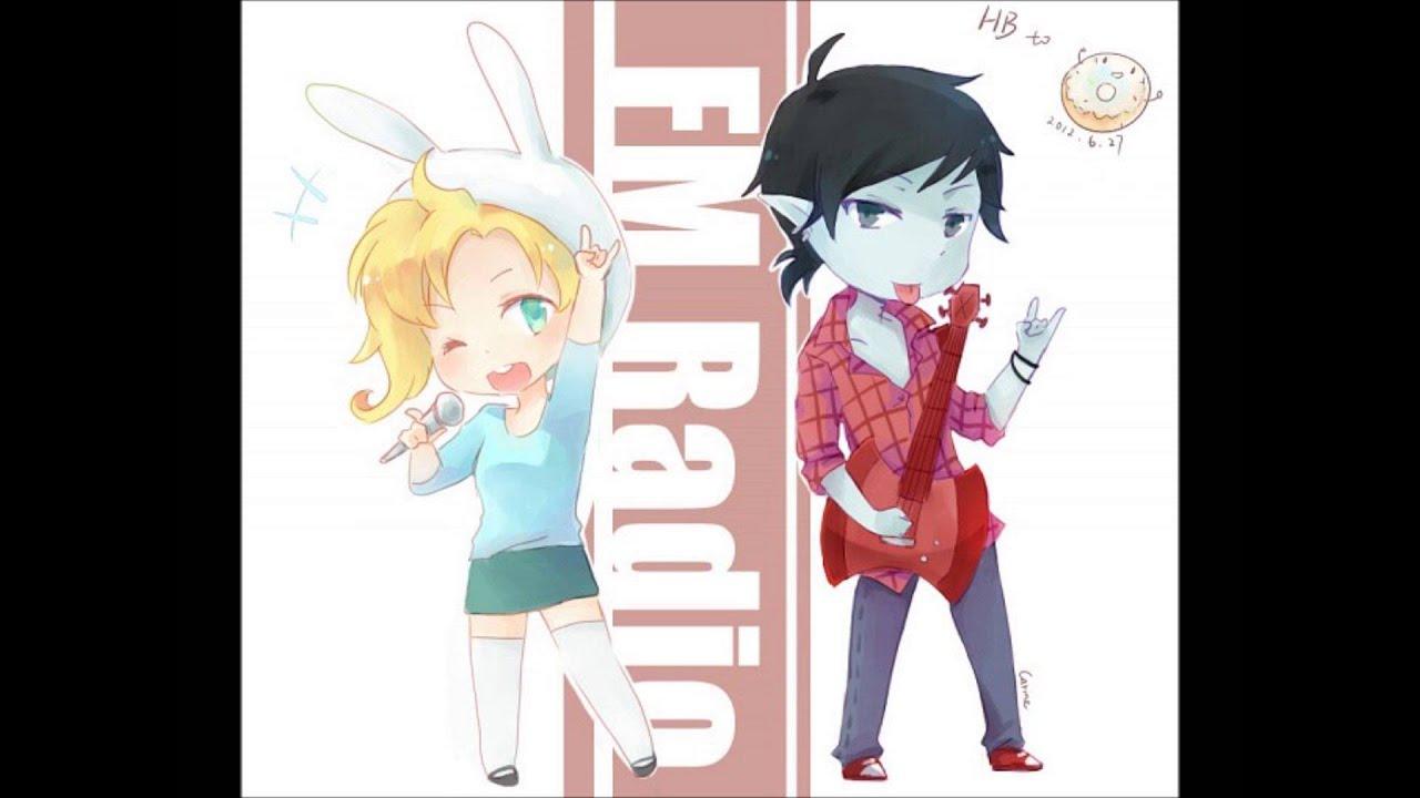 Bad Little Boy/Good Little Girl Nightcore [Adventure Time Cover](Fionna Version)