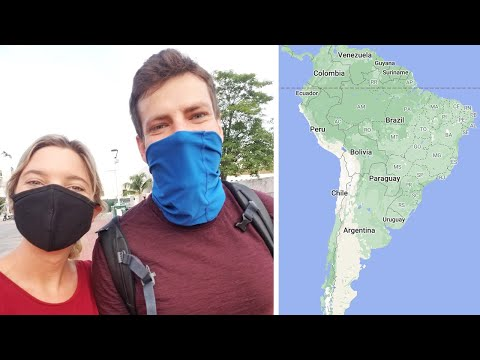 WHY WE ENDED OUR SOUTH + CENTRAL AMERICA TRIP EARLY | Latin America Travel Series 18