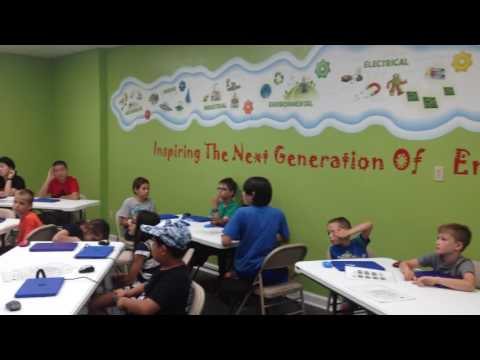 Engineering For Kids Summer Camp: Traveling to the Future 2