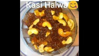 Kasi Halwa  White Pumpkin Halwa with Jaggery  No food colour added
