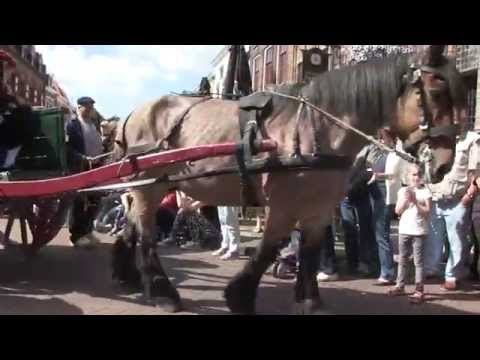 Hanzefeest ~Doesburg 2014 Parade deelnemers