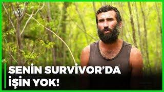 Hikmet'ten Sabriye'ye Ağır Eleştiri -  Survivor 47. Bölüm Ada Hayatı