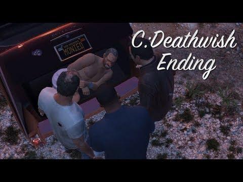 GTA 5 C: DEATHwish ENDING OPtion in tamil