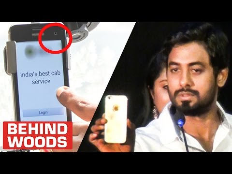 """Cameras in Cabs To Shoot Intimate Lovers"" - Aari   TN 28"
